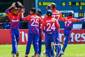 Shane Warne-fan Sandeep Lamichhane wants to play Test cricket for Nepal