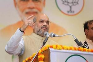 BJP's Amit Shah refuses to give details of discussions with Wadiyar...