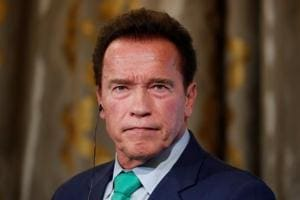 (File) Actor-politician and climate change activist Arnold Schwarzenegger is a living proof of the American dream.