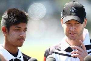 Nepal cricketer Sandeep Lamichhane is hoping to make his mark with Delhi Daredevils in IPL 2018.