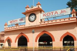 Ex-Kota royal writes to rly minister over heritage clock at railway...