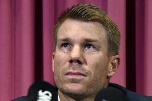 Teary David Warner finds few sympathisers for not answering on ball...