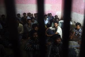 Pakistan arrests 52 Indian fishermen for straying into its territorial...