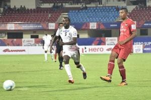 Mohun Bagan beat Churchill Brothers 2-1 to advance to Super Cup...