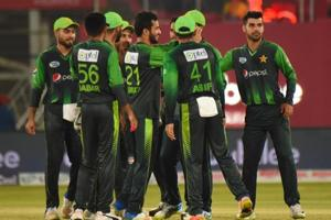 Pakistan thrash West Indies in 1st game to record 2nd biggest win in...