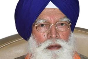 Former SGPC president Kirpal Singh Badungar