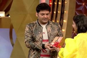 Family Time With Kapil Sharma Episode 2 review: Filling awkward...