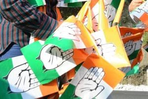 Congress takes a jibe at govt on April Fool's Day, marks occasion as...