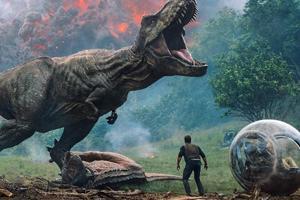 Colin Trevorrow will return to direct Jurassic World 3