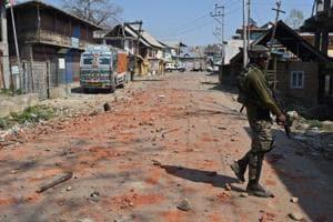 Kashmir encounters:Pakistan accuses India of 'brutal crackdown' on...