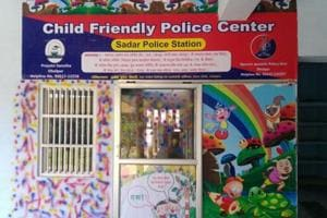 State gets its first child-friendly police station