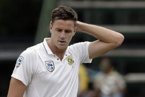 Morne Morkel injured in farewell Test, Australia fight in Johannesburg...