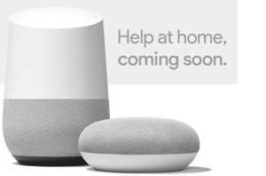 Google Home, Home Mini smart speakers launching in India soon