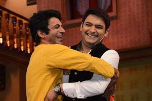 Sunil Grover wishes his 'brother' Kapil Sharma a happy birthday. Read...