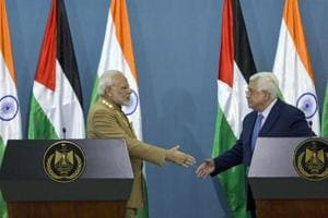 India moves to strengthen relationship with Palestine