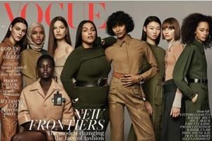 Celebrating diversity: First hijab-wearing model features on cover of...