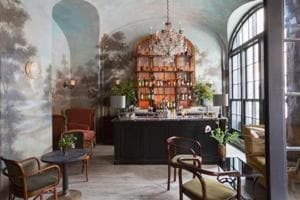 American restaurants rope in Hollywood set designers to create...