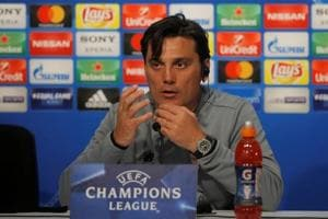 Sevilla coach Vincenzo Montella has vowed that his side will fight...