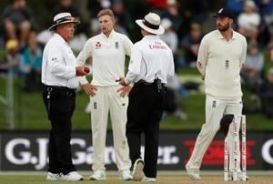 Bad light hinders England's bid to level Test series against...