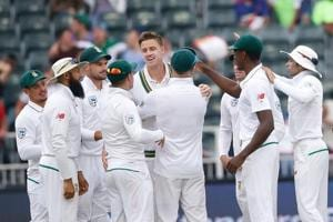 Morne Morkel keeps South Africa on course for big win over wilting...