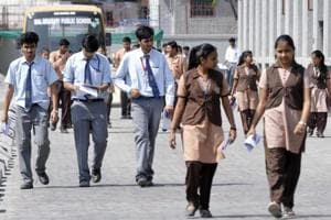 CBSE exam starts late at some Delhi centres due to new system of...