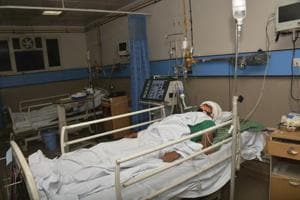 The brothers are undergoing treatment in ICU of a Ghaziabad hospital.