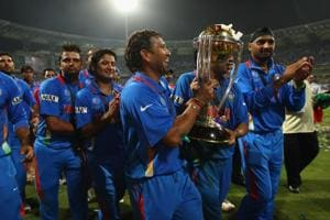 MS Dhoni eases pain of 1.2 billion Indians with World Cup win on this...