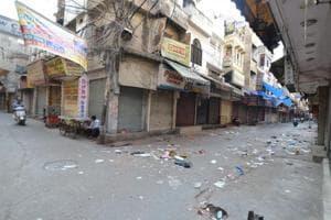 Photos: Bharat bandh hits Punjab