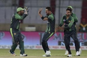 VIDEO HIGHLIGHTS - Pakistan crush shambolic West Indies in 1st T20
