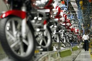 Bajaj Auto sales up 23% in March, commercial vehicle sales double