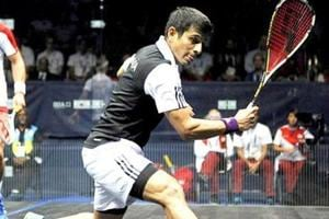 Saurav Ghosal will go into the Commonwealth Games 2018 in a positive frame of mind.