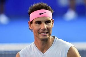 Rafael Nadal has reclaimed the top spot after Roger Federer crashed out of the Miami Open to fall 10 points behind the Spaniard.