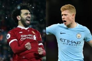 I can't be compared to Mohamed Salah: Kevin de Bruyne