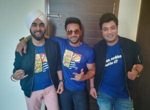 It is masti unplugged for these Fukrey(s)!