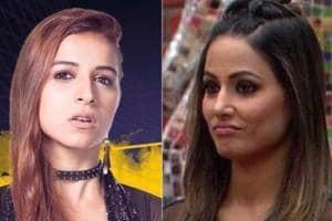 Bigg Boss 11's Benafsha walks the ramp, gets trolled but Hina Khan...