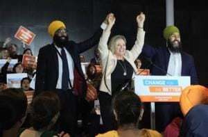 Jagmeet Singh's brother to contest Canada provincial election