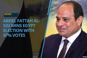 Abdel Fattah al-Sisi has won the Egypt presidential election and has...