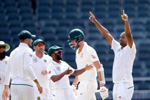 Vernon Philander bowls South Africa to record win against Australia