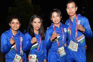 Commonwealth Games 2018: Mary Kom needs one win to secure medal on CWG...
