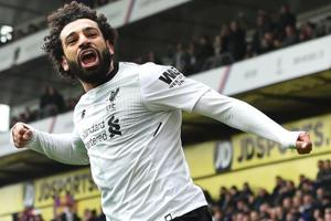 Mohamed Salah can destroy any defence, says Liverpool teammate Virgil...