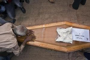 Photos: Rs 10 lakh ex-gratia announced for kin of Indians killed by IS...