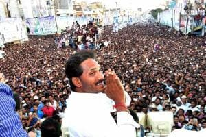 YSR Congress claims BJP approached Jaganmohan Reddy for alliance in...