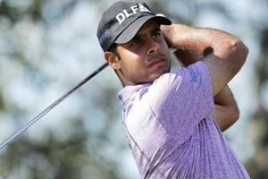 For Shubhankar Sharma,  Augusta Masters golf invite par for the course