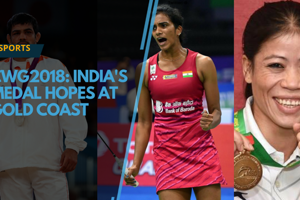 India is all set for the XXI Commonwealth Games that began at Gold...