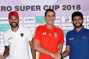 East Bengal take on Mumbai City FC in Super Cup