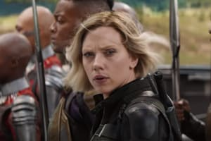Avengers Infinity War: Scarlett Johansson reflects on how the Marvel...