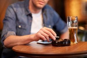 Time to quit your vices: Drinking and smoking is eating up more than a...