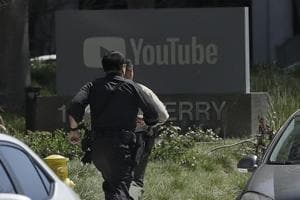 'No equal opportunity, no free speech': Woman suspect in YouTube...