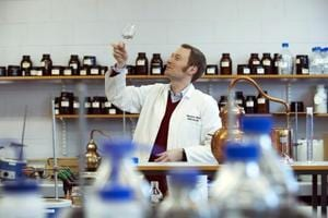 Want zero alcohol or some chocolate in your Scotch? Distilleries test...