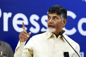 BJP betrayed Andhra people on special status: Chandrababu Naidu